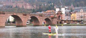 SUP Weihnachtsaktion Heidelberg Cocosup