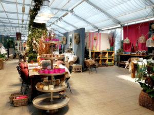 Gartencenter Café Huben Interior