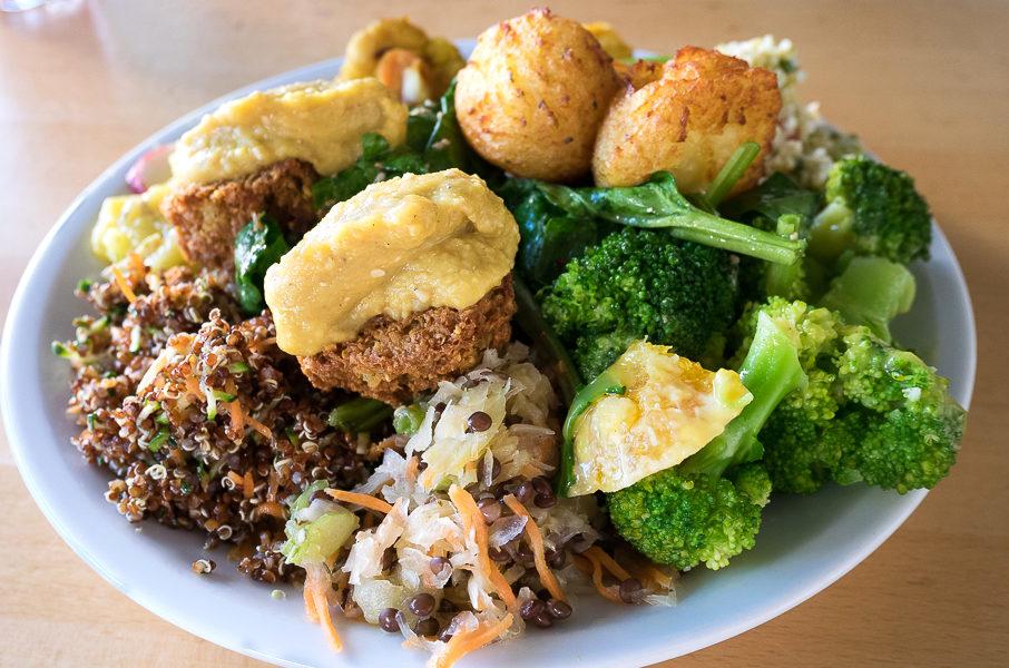 red - die grüne Küche | Das beste vegetarische Restaurant in Heidelberg?